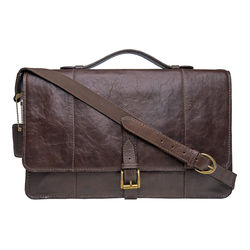 Maverick 01 Briefcase, regular,  brown