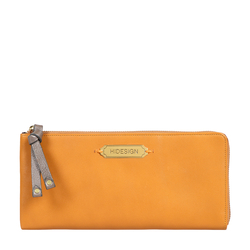 Dumas W1(Rfid) Women's Wallet Melbourne Ranch,  honey