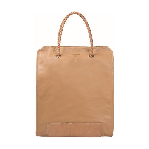 Kyoto Women s Handbag, Milano,  nude