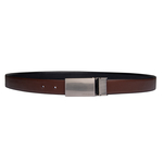 Robert 01 Men s Belt, Ranch Ranch, 34,  black