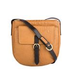 Rizzo 01 Women s Handbag, Baby Croco Melbourne,  tan