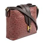 Sb Silvia 03 Women s Handbag Ostrich,  brown