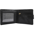 38 Men s wallet,  black, ranch