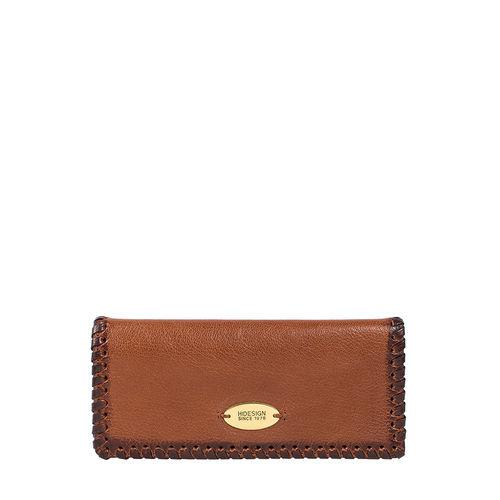 Mimosa W1 (Rf) Women s Wallet EI Sheep,  tan
