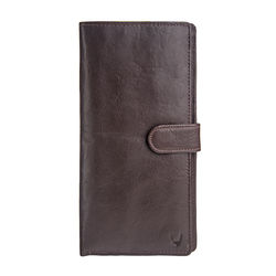 486 Passport holder,  brown, roma