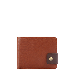 317 017(RFID) MENS WALLET KALAHARI,  tan