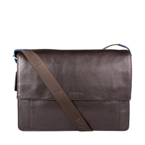 Campbell 01 Men s Messanger Bag, Regular Ranch,  brown