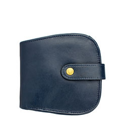 Chestnut W2 E. I (Rfid) Women's Wallet, E. I. Sheep Veg,  midnight blue