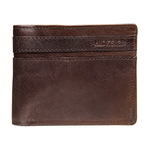 270-L107F Men s wallet,  brown, camel