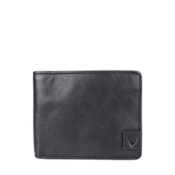 Vw001 (Rf) Men's wallet,  black