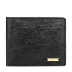 490 Men's wallet, manhattan,  black