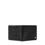 36 02 Sb (Rfid) Men s Wallet Croco,  black