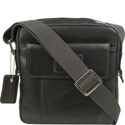 Stephenson 02 Crossbody, soho,  black