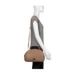 Hidesign X Kalki Infinite 01 Women s Handbag Baby Croco,  nude