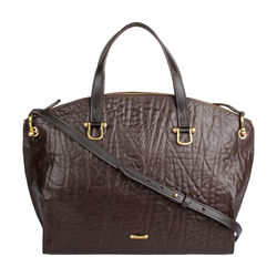 Cera 04 Handbag,  brown