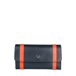 Missy W1(Rfid) Women's Wallet, Ranch Melbourne Ranch,  midnight blue