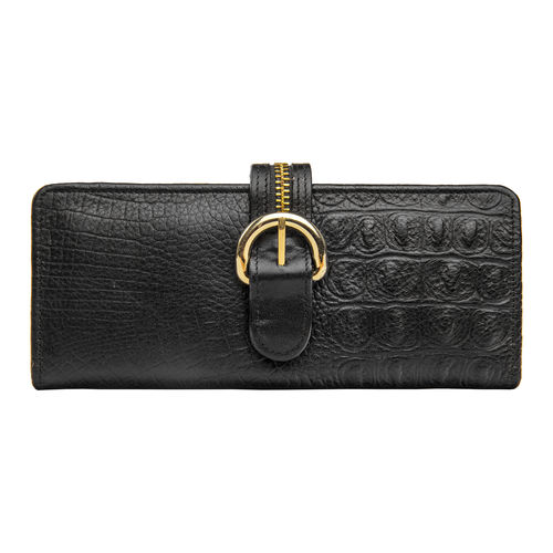 Harajuku W1 (Rfid) Women s Wallet, Baby Croco Ranch,  black
