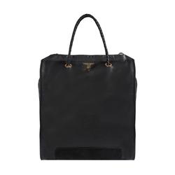 Kyoto Women's Handbag, Milano,  black