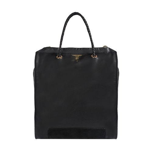 Kyoto Women s Handbag, Milano,  black