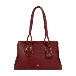Ural Women's Handbag Deer,  marsala