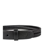 Florence Women s Belt, Ranchero, Free Size,  black