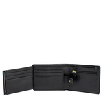 L103 Men s Wallet, Ranchero,  black