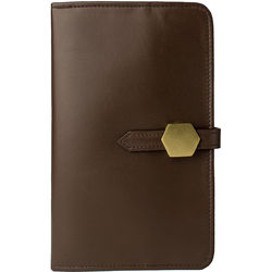 Travel Wallet Women's Wallet,  brown