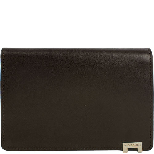 268-031A Men s wallet,  brown, ranch