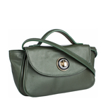 Vitello 03 Women s Handbag, Ranch Mel Ranch,  emerald