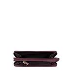 Libra w2 Sb (Rfid) Women s Wallet Melbourne ranch,  aubergine