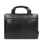 MIGUEL 02 LAPTOPBAG SOHO,  black