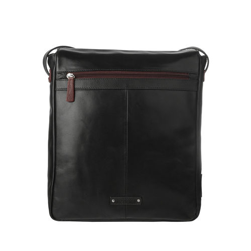 Cooper 01 Messenger bag,  black