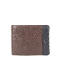 PLUTO W2 SB (Rf) Men's wallet,  brown