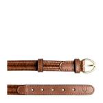 Florence Women s Belt, Ranchero, Free Size,  tan