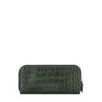 Mackenzie W3 (Rfid) Sb Women s Wallet, Croco,  emerald green