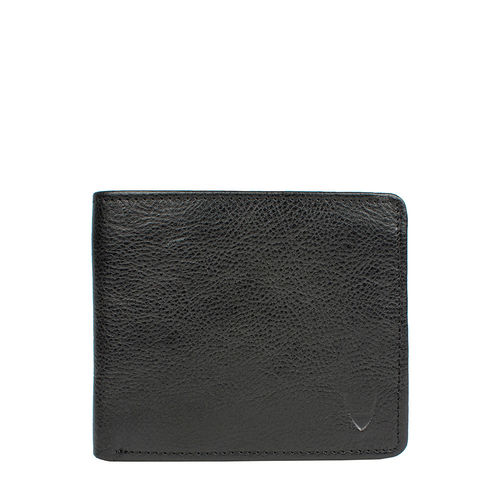 L104 Men s Wallet, Roma,  black
