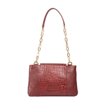 Aquarius 01 Women s Handbag Croco,  marsala