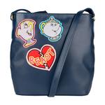 Beast 02 Women s Handbag, Ranch,  midnight blue