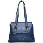 Mariah 03 Women s Handbag, Lizard Ranch,  blue