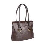Cera 03 Women s Handbag, Elephant Melbourne Ranch,  brown