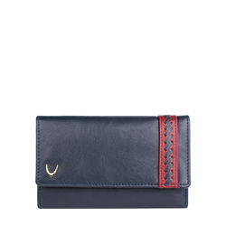 Drew W2 Women's Wallet,  blue