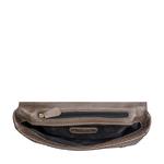 HIDESIGN X KALKI 3 A. M 02 Women s Handbag, Snake Ranch,  metallic