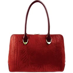Yangtze 03 Handbag, elephant,  red