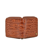 341 017 RF SB MENS WALLET CROCO,  tan