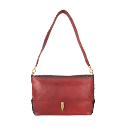 Kiboko 02 Women's Handbag, Kalahari,  red