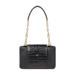 Aquarius 01 Sb Women's Handbag Croco,  black