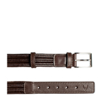 Torino Men s Belt, Ranchero, L,  brown