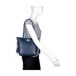 Ee Penelope 02 Women s Handbag, Florida,  midnight blue