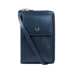 VERMEER WOMENS WALLET MELBOURNE RANCH,  midnight blue