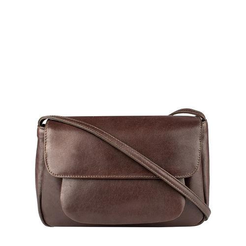 Quebracho 01 E. I Women s Handbag, E. I. Sheep Veg,  brown